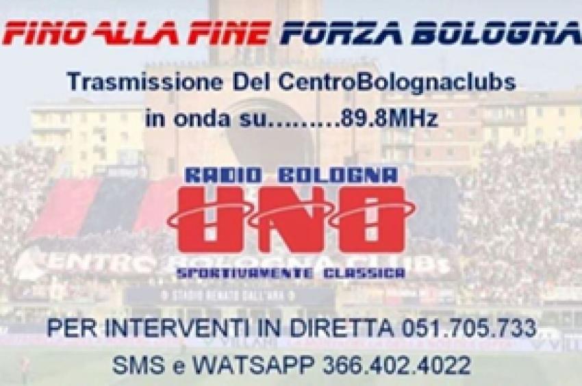In onda su Radio Bologna Uno
